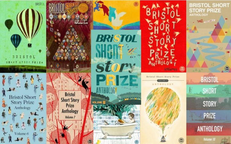 Bristol Short Story Prize Anthologies available at Tangent Books